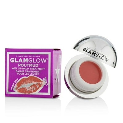 GlamglowPoutMud Sheer Tint Wet Lip Balm Treatment - Kiss & TellグラムグローPoutMud Sheer Tint Wet Lip...