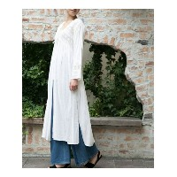 [Rakuten BRAND AVENUE]ne Quittez pas LACE/VOIL LONG GOWN URBAN RESEARCH アーバンリサーチ コート/ジャケット【送料無料】