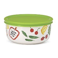 Kate Spade New York All in Good Taste Pretty Pantry on the Go Bowl with Lid