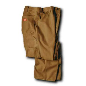 DICKIES(ディッキーズ)RELAXED FIT DUCK CARPENTER JEAN 【BROWN DUCK】リラックスフィットダックカーペンタージーンズ ブラウンダック