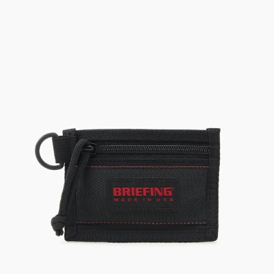 [MADE IN USA] BRIEFING [ZIP PASS CASE][BRF485219][BLACK] ブリーフィング ジップ パスケース ブラック