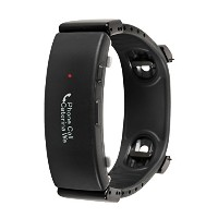 [wena project] wena wrist active Black WA-01A/B