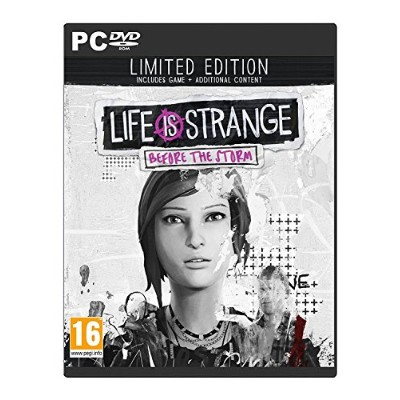 Life is Strange: Before the Storm - Limited Edition (PC DVD) (輸入版)