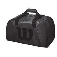 WILSON(ウィルソン)  WILSON BLACK DUFFEL SMALL BLACK EDITION WRZ842891