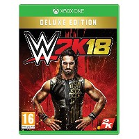 WWE 2K18 Deluxe Edition (Xbox One) (輸入版)