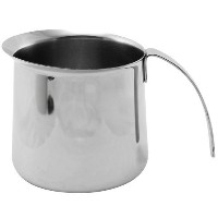 KRUPS XS5020 Stainless Steel Milk Frothing Pitcher For Fully Automatic Machines EA8442 And EA8250,...