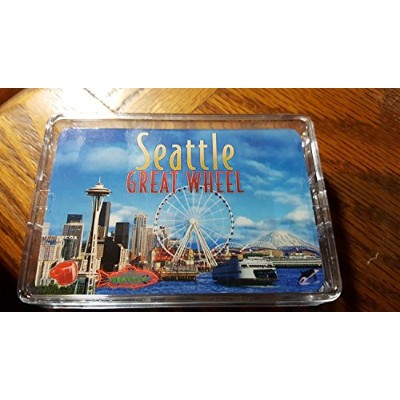 Seattle Playing Cards Greatホイールテーマ