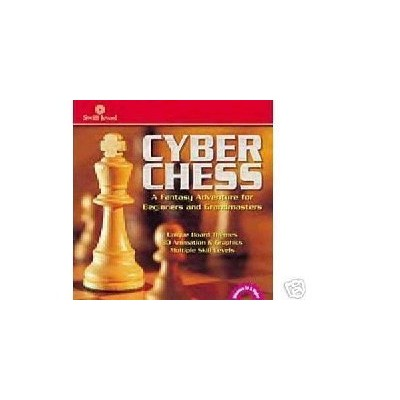 Cyber Chess: A Fantasy Adventure Game for Beginners and Grandmasters (輸入版)