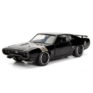 1/32 Fast & Furious 8 -Dom's Plymouth GTX(Black)【映画ワイルドスピード アイスブレイク】