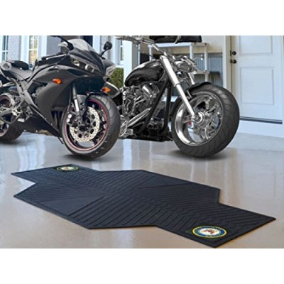 Wholesale Motorcycle Mat U.S. Navy 82.5 L x 42 W by StarSun Depot