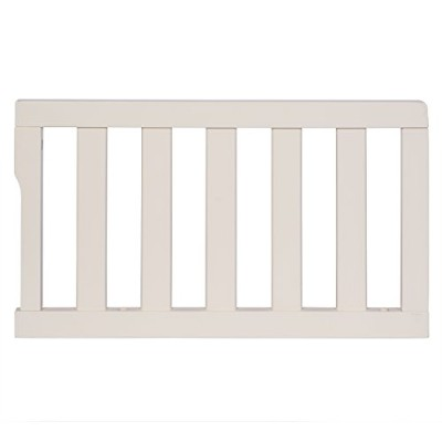 Dream On Me Universal Convertible Crib Toddler Guard Rail, Pearl White by Dream On Me