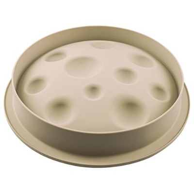 Silikomart 8051085287444 3Design Silicon Mould Bundt Pans, Grey