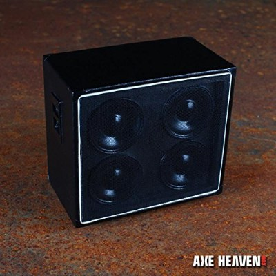 AXE HEAVEN Miniature Amp – Classic Black MS Style 4 X 12 Speaker Cabinet – Single [並行輸入品]