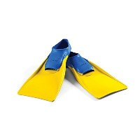 High QualityFloating Fin 1-3 Blue/Yellow