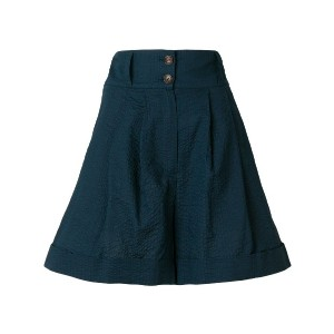 Neul high waist shorts - ブルー