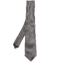 Boss Hugo Boss patterned tie - ブラック