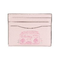 Coach Coach X Keith Haring card case - ピンク&パープル