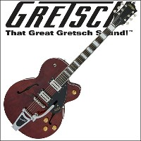 GRETSCH G2420 Streamliner Hollow Body with Chromatic II Tailpiece Walnut Stain グレッチ(エレキギター...