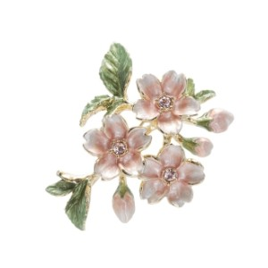 VENDOME BOUTIQUE/ヴァンドームブティック   桜 ブローチ