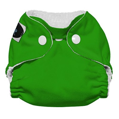 Imagine Baby Products Newborn Stay Dry All-In-One Snap Cloth Diaper, Emerald by Imagine Baby...