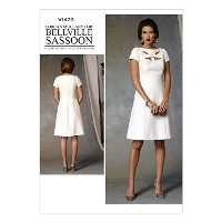 Vogue Patterns V1423 Misses' Dress Sewing Template, A5 (6-8-10-12-14) by Vogue Patterns