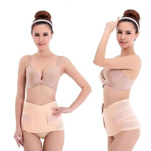 Maternity Postpartum Corset Support Recovery Tummy Belly Waist Belt Shaper Slimming Body GCP361