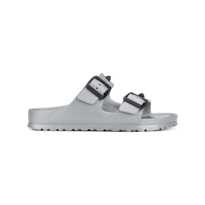 Birkenstock open toe slippers - グレー