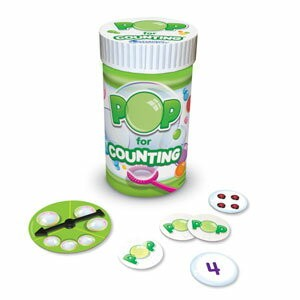 Learning Resources Pop Games - Pop for Counting ポップゲーム(バブル) 数 LER 8451