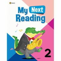 e-future My Next Reading 2 Student Book (with Workbook and MP3 CD)