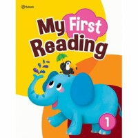 e-future My First Reading 1 Student Book (with Workbook and Flashcards and MP3 CD)