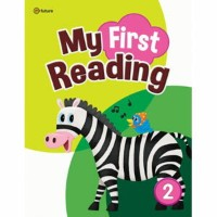 e-future My First Reading 2 Student Book (with Workbook and Flashcards and MP3 CD)