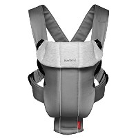 BABYBJORN Baby Carrier Original - Dark Gray/Gray, Jersey Cotton by BabyBj?rn