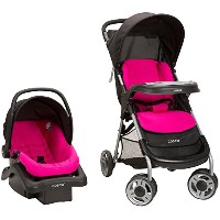 Cosco Lift and Stroll Plus Travel System, Very Berry by Cosco