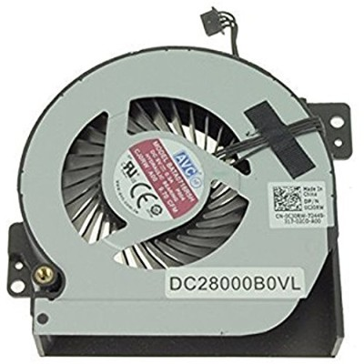 wangpeng® New Cooling Cooler Fan For Dell Precision M6700 Graphics Cooling Fan - Small Fan, P/N...