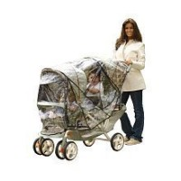 Especially for Baby Tandem Stroller Rain Cover by Babies R Us [並行輸入品]