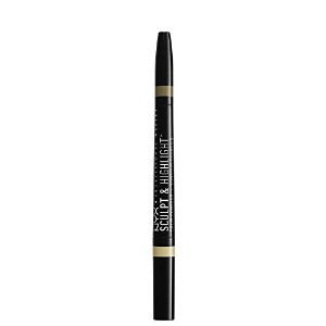 NYX Sculpt & Highlight Brow Contour 01 Ivory / Blonde (並行輸入品)