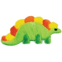Iron-On Appliques-Dinosaur 1/Pkg by Notions - In Network [並行輸入品]