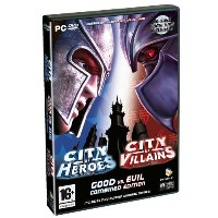 City of Heroes/City of Villains Combined Edition (PC) (輸入版)