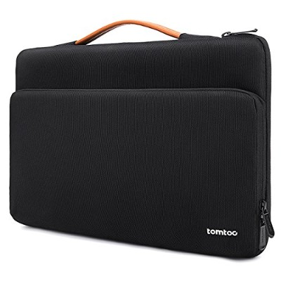 tomtoc 360度 保護ケース 15インチNew MacBook Pro Touch Bar 搭載 Late 2016-2018 (A1990 A1707) | 14インチ ThinkPad T...