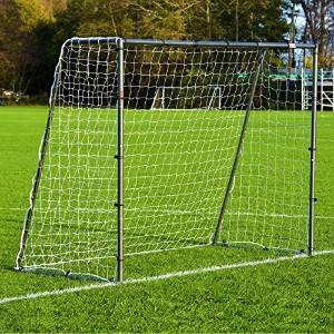 12x 6FORZA steel42Soccer Goal–[ The StrongestスチールGoal Post & Netパッケージwith Soccer Goal...