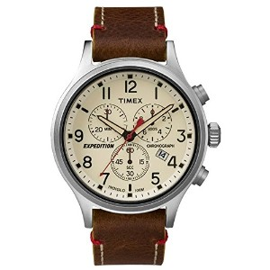Expedition Scout Chrono Watch ブラウン