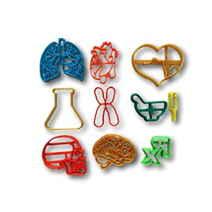 MedicalセットCookie Cutters ( 10アイテム)