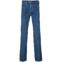 Y / Project classic straight-leg jeans - ブルー