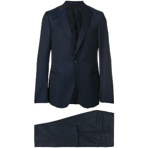Z Zegna two-piece formal suit - ブルー