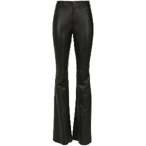 Nk flared trousers - ブラック