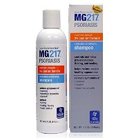 MG217 シャンプー 240ml  Psoriasis Medicated Conditioning Shampoo 8oz 海外直送品