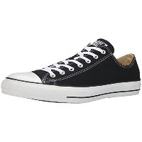 [コンバース] CONVERSE CANVAS ALL STAR OX  BLACK MONOCHROME (ブラックモノクローム/US3.5(22.5cm))