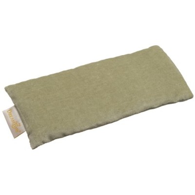 DreamTime Inner Peace Eye Pillow, Sage Velvet by DreamTime