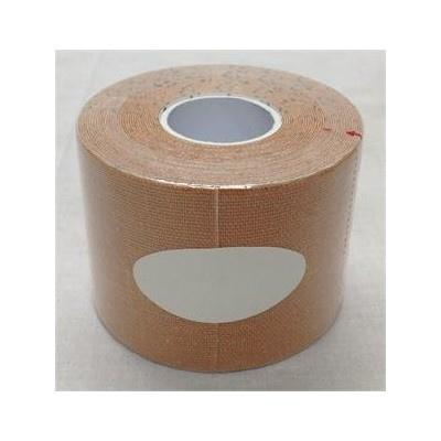 Therapist's Choice Kinesiology Tape Single Roll (Beige) by Therapist's Choice