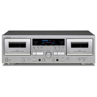 TEAC W-1200 ティアック ダブルカセットデッキ